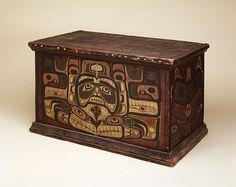 Kwakiutl Box.