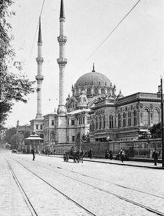 1919 yılında Tophane