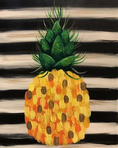 Bowley and Jackson Paire dor Ananas bougeoirs