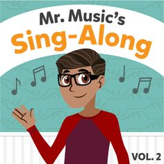 "The second volume of ""Mr. Music's Sing-Along"" is here! All the original Bible App for Kids Curriculum songs your little ones love are now available for free on the Open Network. The album contains 12 original tracks featuring simple, biblical truths and fun lyrics kids can follow along with.Find the album on iTunes, Apple Music, and Spotify, or download the songs, instrumentals, and lyric sheets for free here on Open."