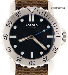 Kobold Arctic Diver Swiss KD 832121-C