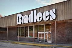 Bradlees Department Store (Abandoned) - Foxborough, Massachusetts by KaizenVerdant, via Flickr