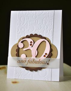 Papertrey Ink Forum • 30 and Fabulous!