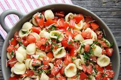 Bruschetta Pasta Salad - We compiled a list of 67 of the best pasta salad recipes around the web.   Savorystyle.com