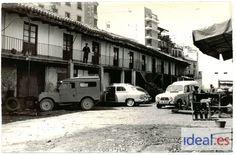 Imagen del interior del Rastro de la Carrera de la Virgen de Granada. Octubre de 1968. Torres Molina/Archivo de IDEAL