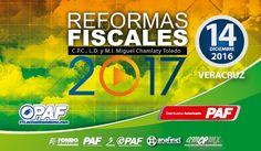 """""""REFORMAS FISCALES 2017 14/12"""""""