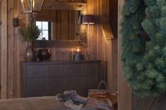Living at Mountain Lodge Trysil Lodges, Mountain, Cabin, Live, Furniture, Home Decor, Cabins, Decoration Home, Room Decor
