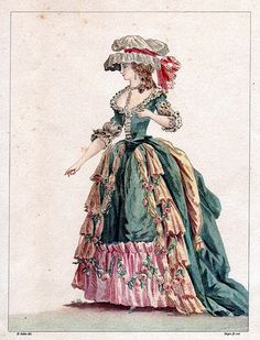 18th century fashion plate 14 | Flickr - Photo Sharing!