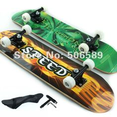 79.00$  Buy now - http://alippu.worldwells.pw/go.php?t=671949780 - free shipping high quality skate board maple wood nice layers 306 professional elementary grade
