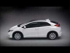 Discover the Honda Civic in our studio film New Honda, Honda Civic, Fuel Economy, Diesel Engine, Studio, Film, Car, Movie, Automobile