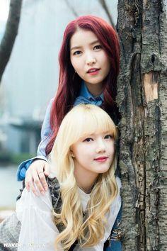 GFriend Sowon & Yerin : Image by Mrdjay Jojoe