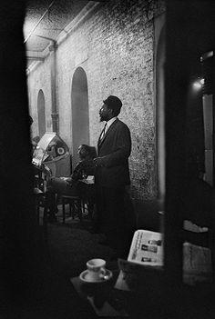 Thelonious Monk - Don Hunstein