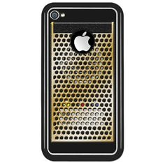 """Star Trek Closed Communicator iPhone Case: The perfect gift for any Star Trek fan with an iPhone 4! Now, not only can you have a communicator app, your whole iPhone can look like a communicator!"""
