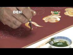 9° Clase Pintura Decorativa - YouTube