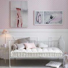 Habitación niñas ballet