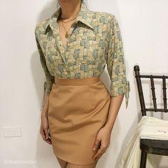 Vintage Tops, February, Short Dresses, Chiffon, Fashion, Short Gowns, Silk Fabric, Moda, Fashion Styles