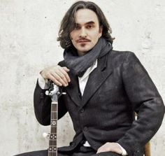 Stephan Eicher, one of Switzerland finest musician