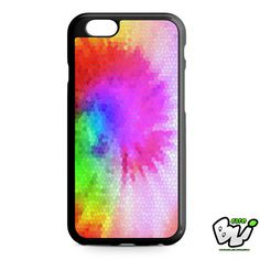 Tie Dye Stained Glasses iPhone 6 Case | iPhone 6S Case