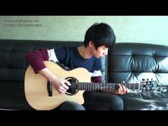 (The Rolling Stones) Paint It Black - Sungha Jung - YouTube