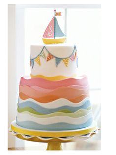 12 gorgeous first birthday cakes from Pinterest - Slide 12 - Canadian Living