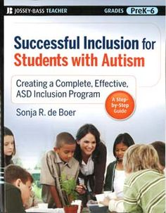 Dissertation autism inclusion