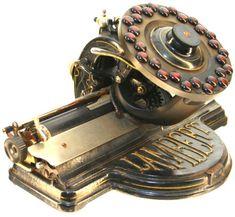 Lambert Typewriter serial# 4035