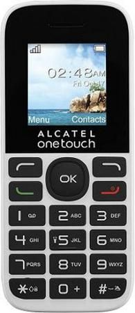 Alcatel One Touch 1016D Pure white  — 1290 руб. —