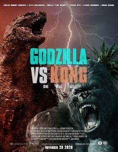 Kong Movies HD Full Online Godzilla and Kong will team up against another monsters, i like both. No, the director said there will be a winner King Kong Vs Godzilla, Godzilla Vs, Marvel Universe, Godzilla Raids Again, Kong Movie, Silverback Gorilla, Legendary Pictures, Skull Island, Black Widow