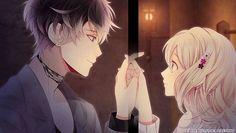 Ruki Mukami / Yui Komori【Diabolik Lovers Lost Eden】