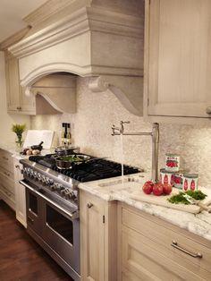 Kitchens with Pro-Style Amenities   Kitchen Ideas   Pinterest   Prep ...