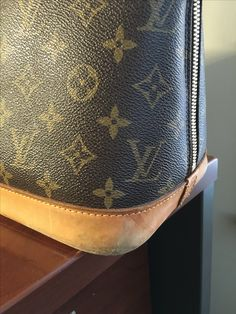 How to Refurbish a Louis Vuitton Bag | Lollipuff