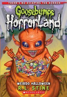 booktopia has weirdo halloween goosebumps horrorland book 16 by r buy a discounted paperback of weirdo halloween online from australias leading online