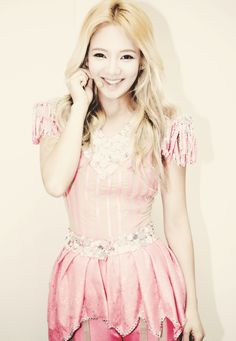 Hyoyeon - Girls' Generation.