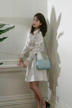 수지 빈폴 Pop Fashion, Fashion Idol, Fashion Models, Fashion Looks, Asian Beauty, Korean Beauty, Miss A Suzy, Bae Suzy, Effortless Chic