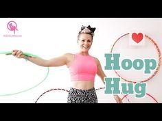 Hoop Hug | Polypro Hula Hoop | HOOPLOVERS Deanne Love by Deanne Love on Youtube