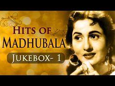 Best Of Madhubala Hits - Jukebox 1 - Evergreen Old Hindi Superhit Songs Old Hindi Movie Songs, Indian Movie Songs, New Hindi Songs, All Songs, Music Songs, Love Songs, Music Videos, Old Bollywood Songs, Vintage Bollywood