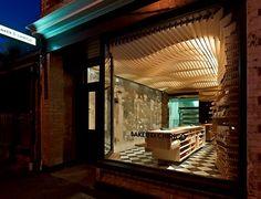 PASTRIES INTERIOR DESIGN   BASKET Bakery shop interior design   Architecture, Interior Designs ...