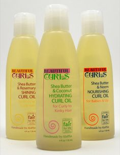 great for naturally curly hair
