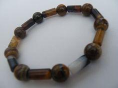 Earth Bracelet by LittlemouseLilly on Etsy, £10.00