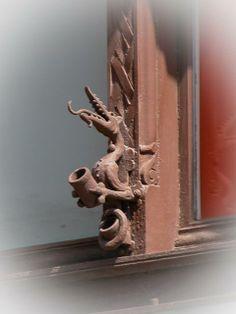 Le dragon. Strasbourg.