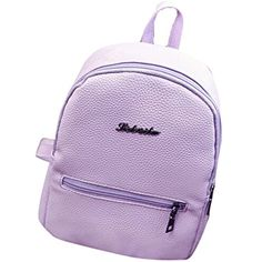 LBYMYB Cute Childrens School Bag Student Backpack Wear Shoulder Kidss Backpack Color : B