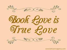 Book Love.....