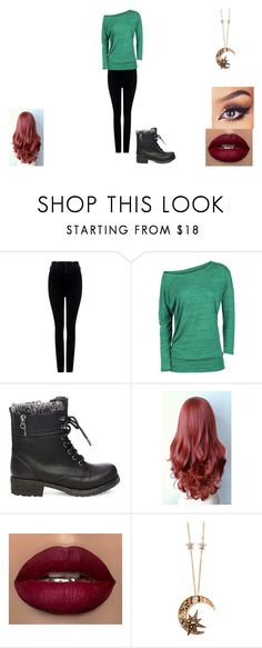 """""""Untitled #387"""" by aurora-mcmenamin ❤ liked on Polyvore featuring Citizens of Humanity, Steve Madden and Roberto Cavalli"""