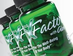 Plexus Worldwide unveiled a new powerful weapon in your health arsenal.  It's a vitamin supplement designed to boost your overall health and well-being called, X-Factor. For more information or to order yours go to www.tryplexusnow.com