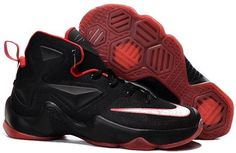 outlet store a16a3 1c6c1 Lebron 13 Womens Red Black White Cheap Sneakers, Converse Shoes, Discount  Nike Shoes,