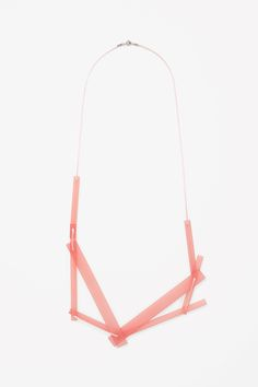 COS   Layered perspex necklace
