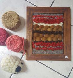TALLER | Deco Tierra Spa Lana, Frame, Felting, Murals, Tapestries, Weaving Looms, Hand Made, Crocheting, Needlepoint