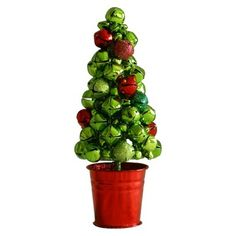 Jingle Bell Tree christmas holiday decor red green party theme
