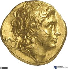 Antique Coins, Antique Gold, Africa Map, Museum, Macedonia, Artemis, Gold Coins, Seals, Berlin