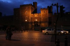 Cardiff Castle by Manoj Nair on 500px
